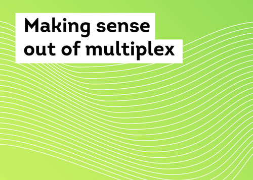 Making sense out of multiplex
